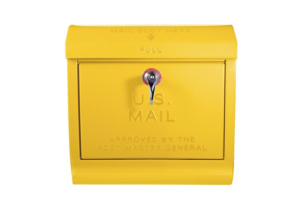 U,S, Mail box 1(ユーエス メールボックス 1)YE (イエロー)のイメージ写真