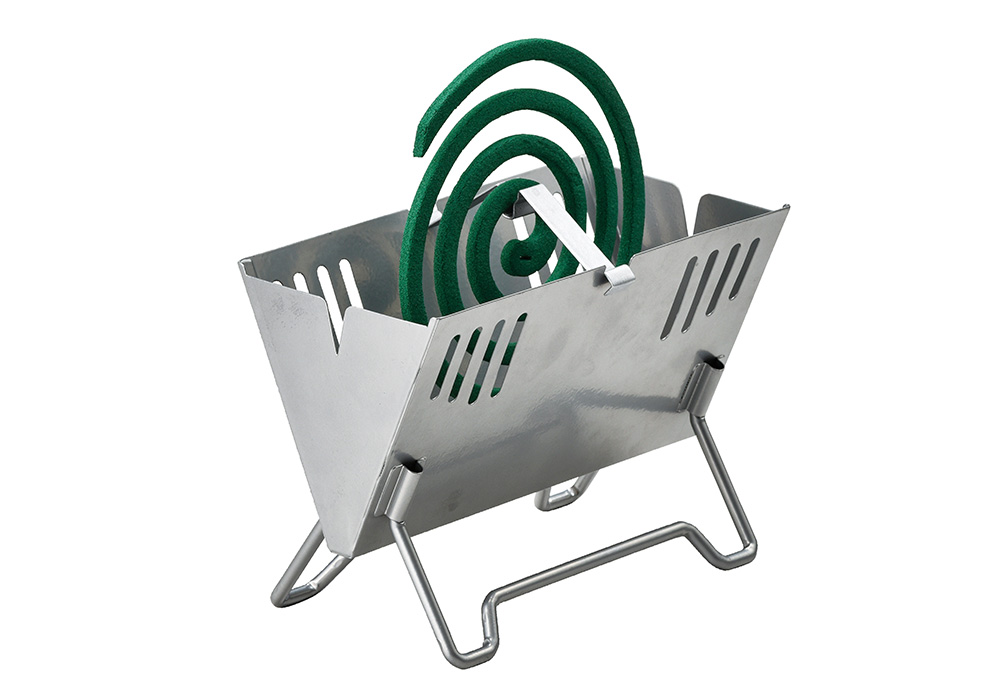 MOSQUITO COIL STAND Silverのイメージ写真01