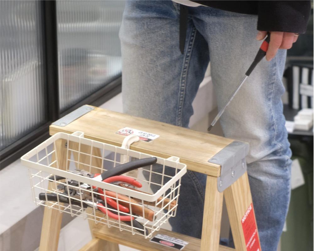 SIDE BASCKET CLAMPER(サイド バスケット クランパー)のイメージ写真03