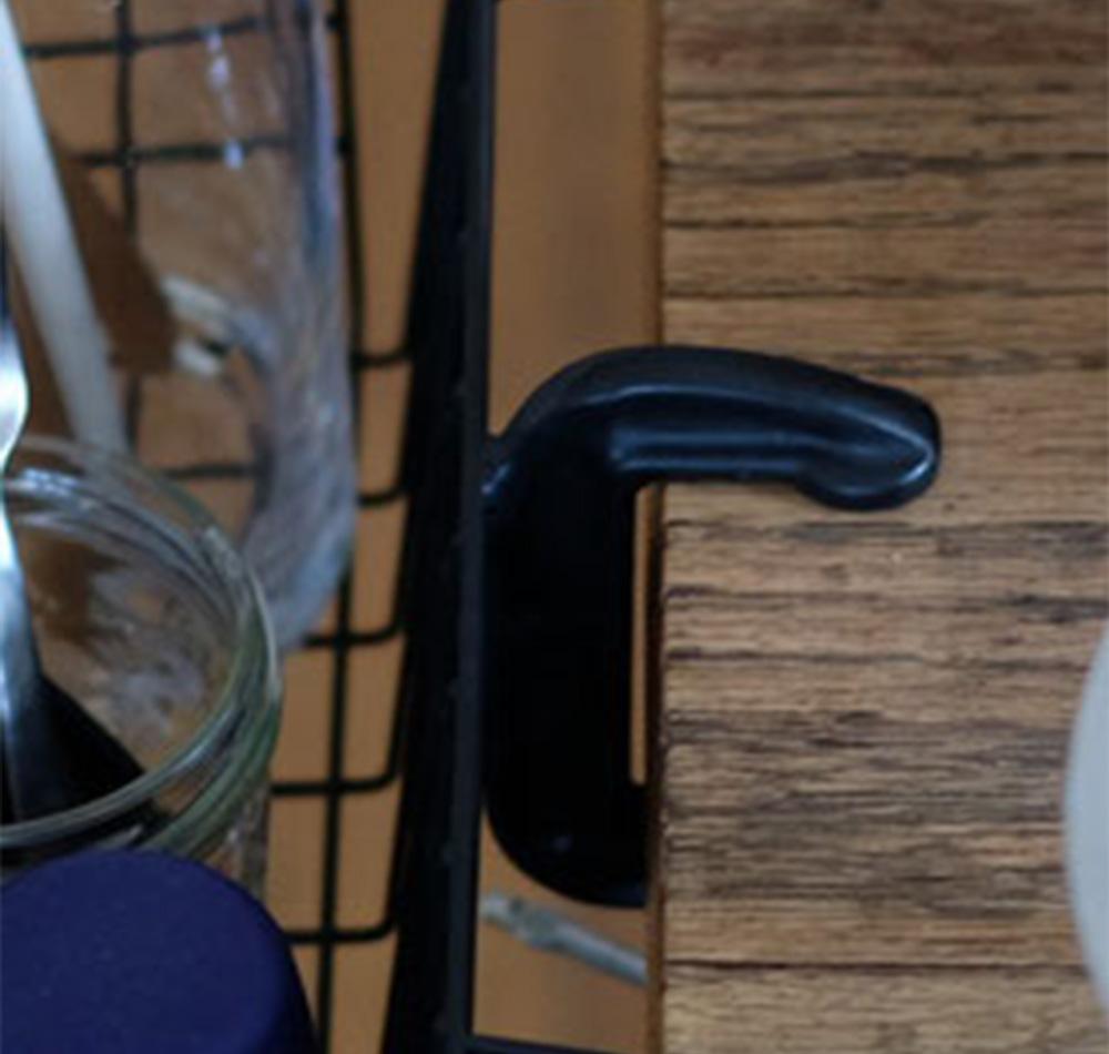 SIDE BASCKET CLAMPER(サイド バスケット クランパー)のイメージ写真06