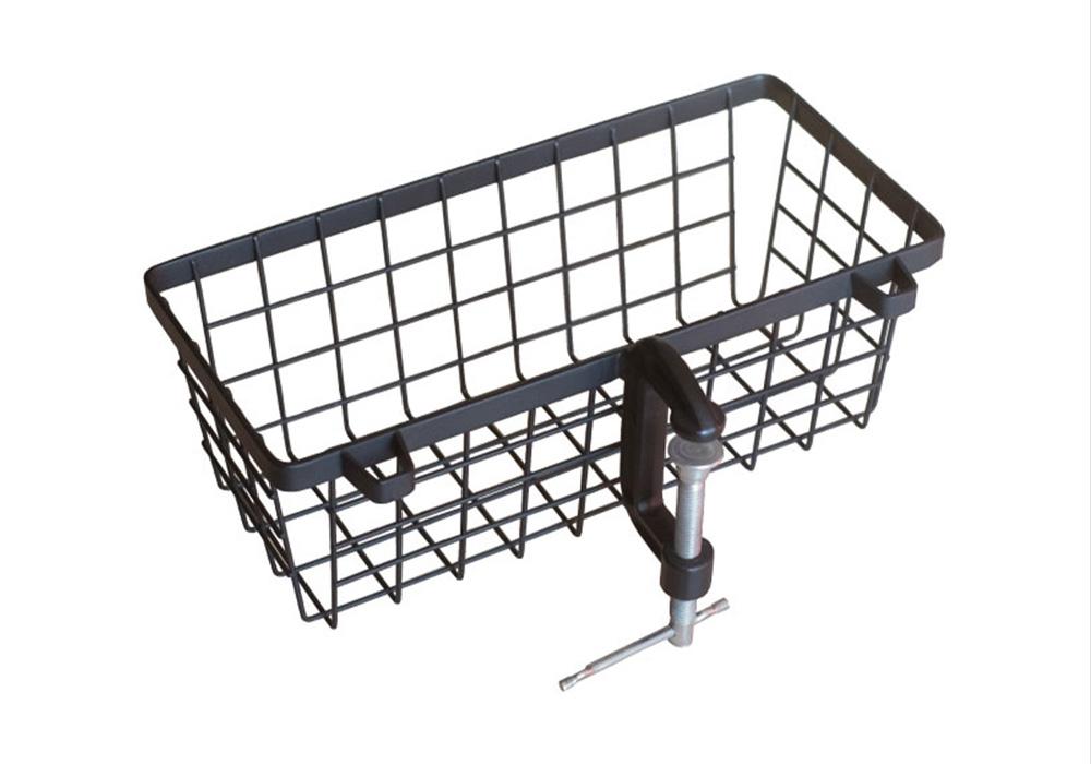 SIDE BASCKET CLAMPER(サイド バスケット クランパー)BLACKのイメージ写真