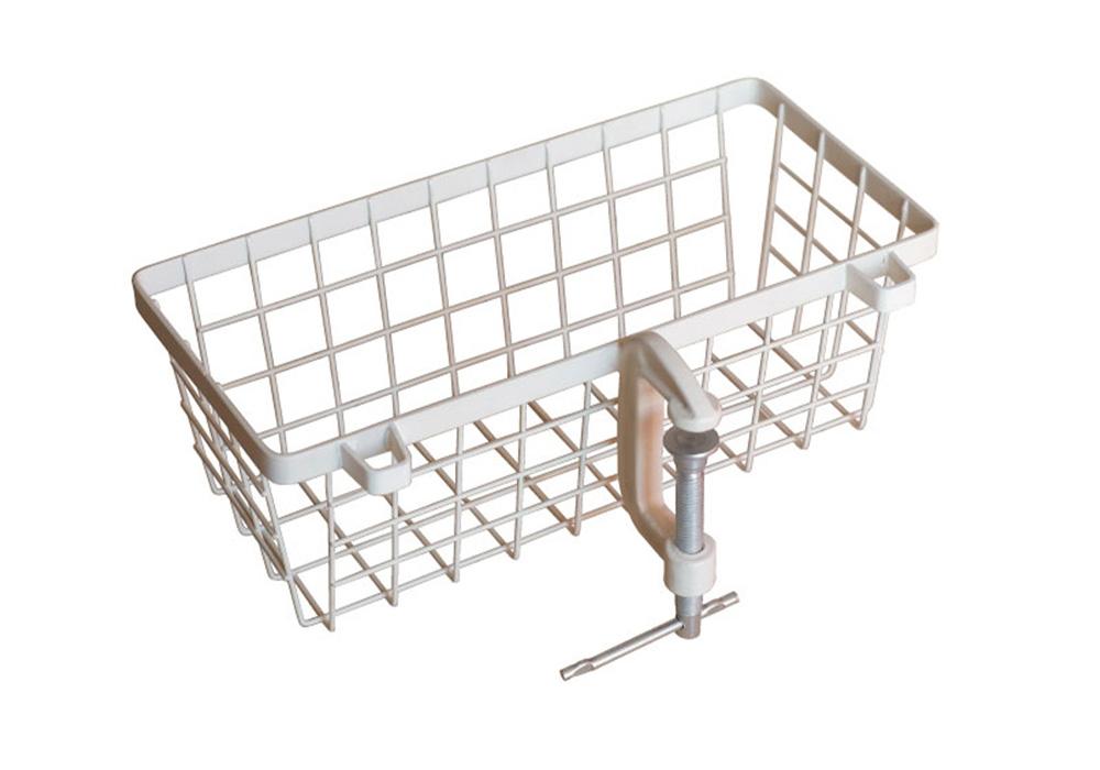 SIDE BASCKET CLAMPER(サイド バスケット クランパー)IVORYのイメージ写真